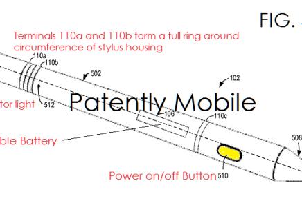 Следующая версия Surface, возможно, будет иметь подзаряжаемый стилус