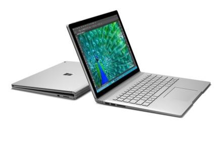 Microsoft анонсировала доступность к заказу самых мощных Surface Book и Surface Pro 4