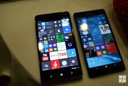 Первый взгляд на Lumia 650