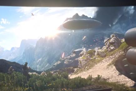 Официальный трейлер Battlefield 1 с выставки E3