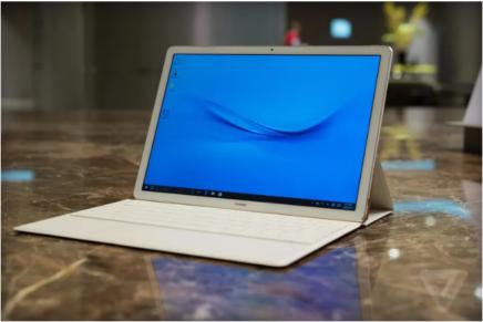 Huawei MateBook – отличная альтернатива Microsoft Surface Pro