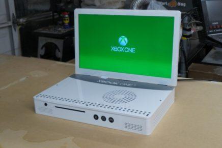 Умелец создал портативный вариант Xbox One S