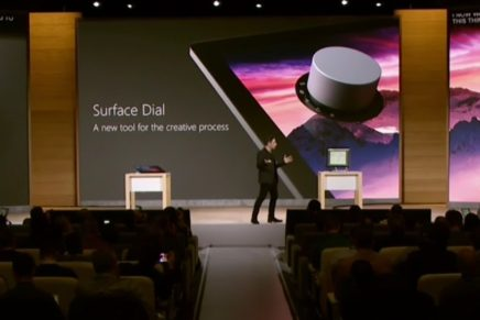 Microsoft AIO Surface Studio представлен