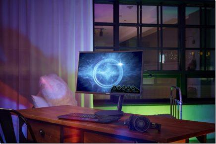 Samsung выпустила квантовые игровые изогнутые мониторы серии CFG70