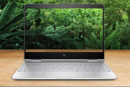 HP анонсировала второе поколение Spectre x360 трансформера-ультрабука с безрамочным дисплеем