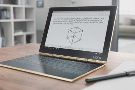 Какой он Yoga Book–самый неоднозначный ноутбук-гибрид 2016 года?